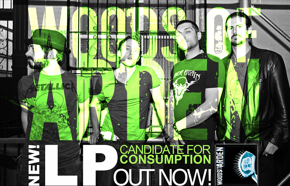 Candidate for Consumption - Out Now!