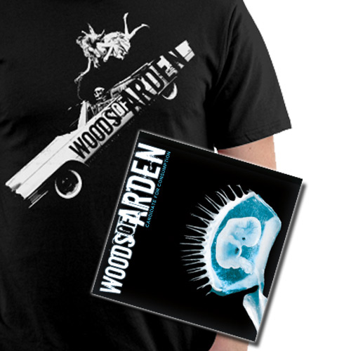 Candidat for Consumption and T-Shirt bundle